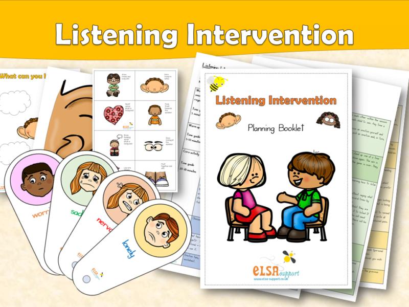 Social Skills listening intervention