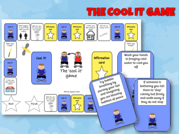 The Cool It game