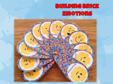Building Brick Emotions