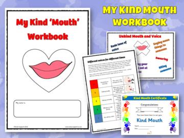 My Kind Mouth workbook