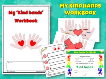 My Kind Hands Workbook
