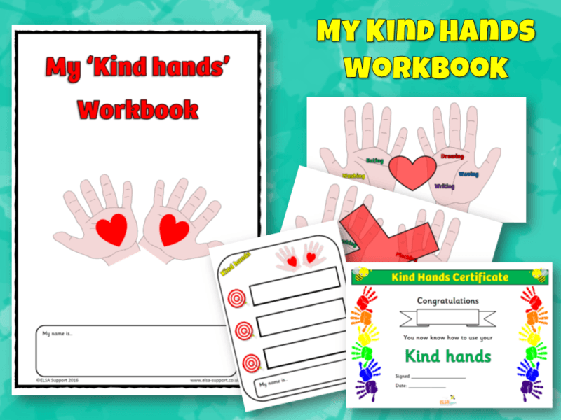 My Kind Hands Workbook