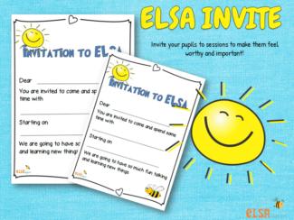 ELSA INVITATION