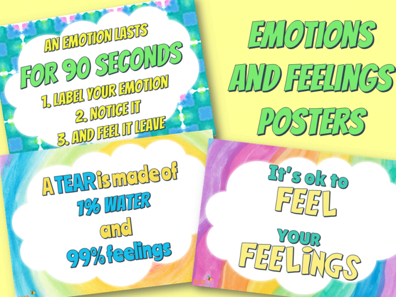 emotions poster