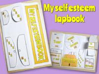 self esteem lapbook