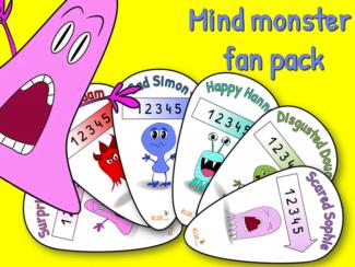 mind monster fan pack