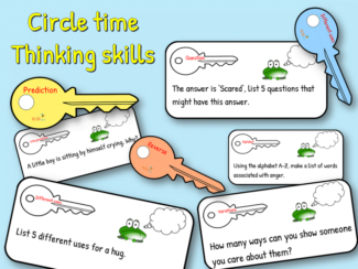 circle time thinking skills