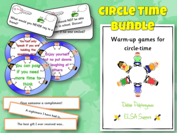 Circle time pack (bundle)
