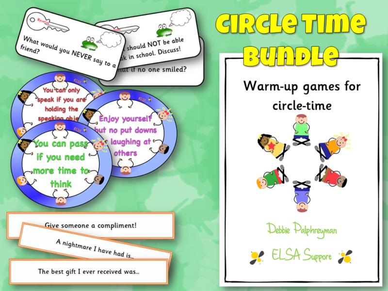 Circle time pack (bundle)