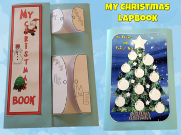 My Christmas Lapbook