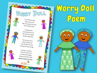 worry doll poem