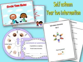 self esteem intervention year 2