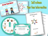 self esteem intervention year four