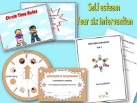 self esteem intervention year six