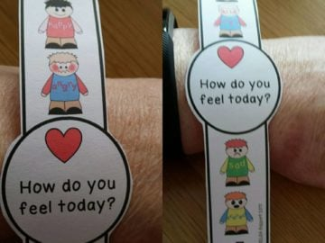 How are you feeling today watches
