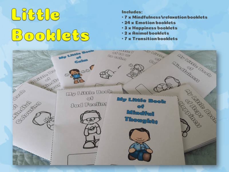 Little Booklets