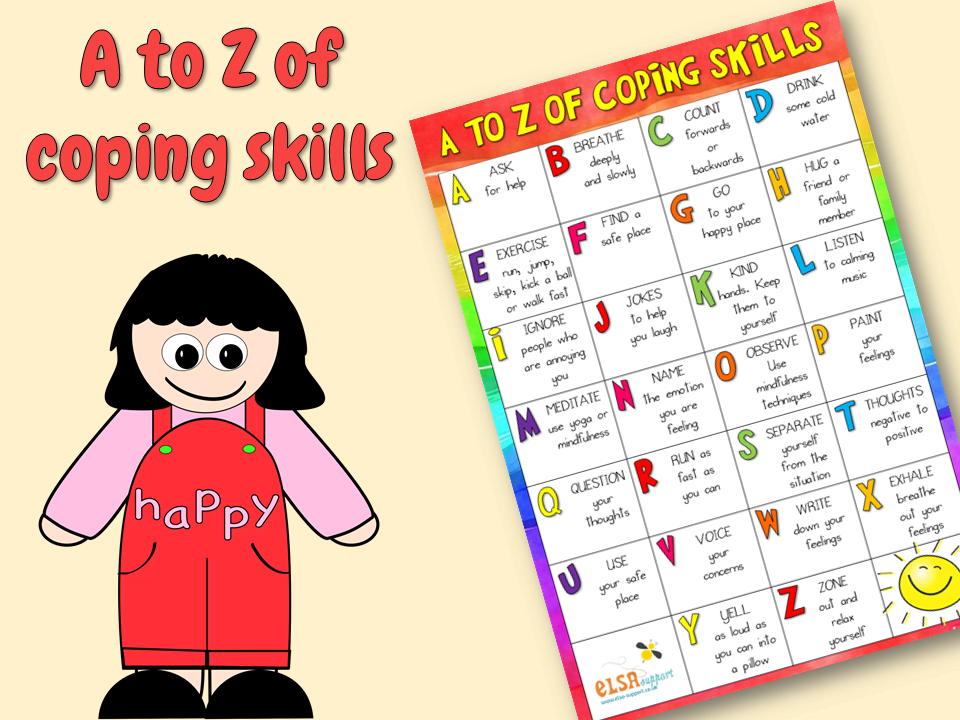 Coping Skills for Childrens