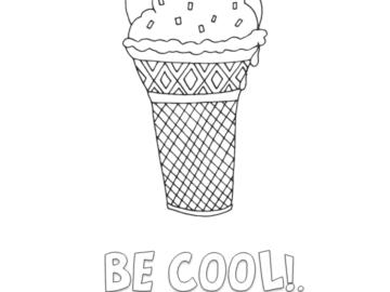 Be cool mindfulmonday