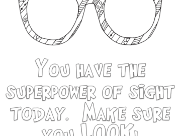 Superpower of sight
