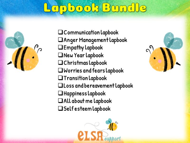 Lapbook bundle