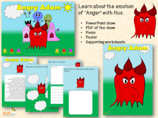 Angry Adam Resource Pack