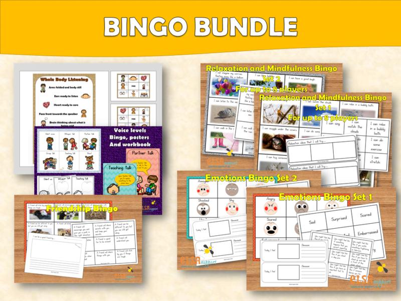 Bingo Bundle