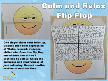 Mindful flip flop