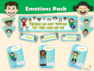 Emotions Display Pack