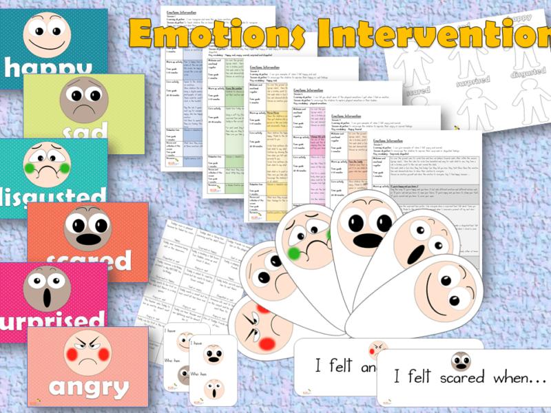 Emotions Intervention