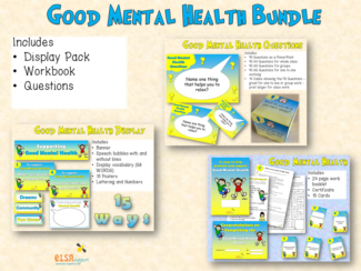 Good Mental Health Bundle