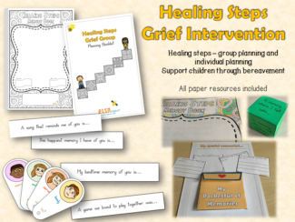 Healing Steps Grief Intervention