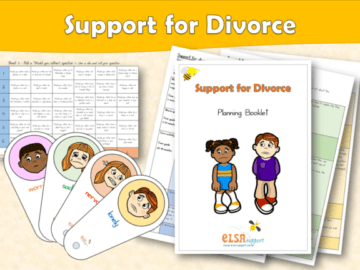 Support for divorce