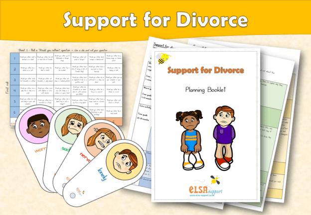 Support for divorce