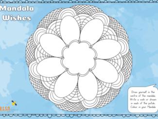 Mandala wishes