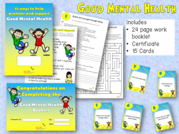 Good Mental Health Workbook