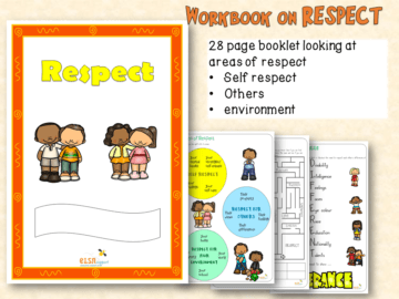 My Workbook on Respect