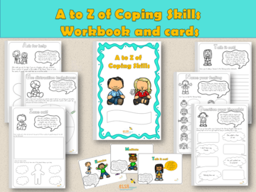 A to Z Coping Skills Workbook