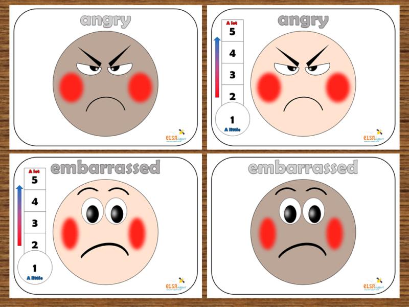 Large Emotion Faces