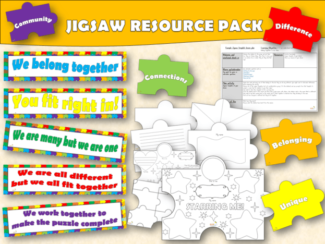 Jigsaw Display Pack