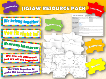 Jigsaw Display Pack