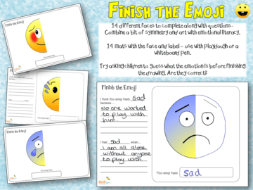 Finish the Emoji