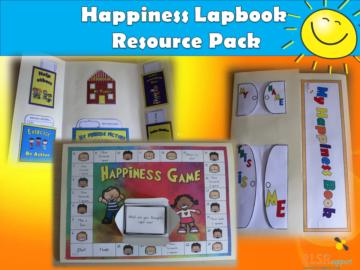 Happiness Lapbook