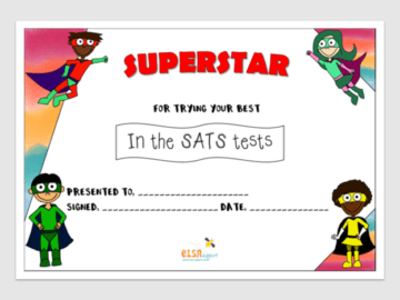 SATS certificate