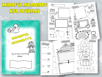 Mindful Moments KS1 Journal