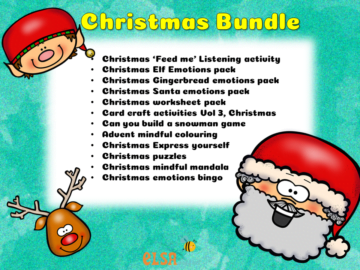 Christmas Resources Bundle