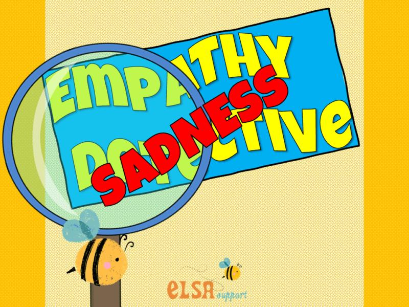 Empathy Detective Sadness
