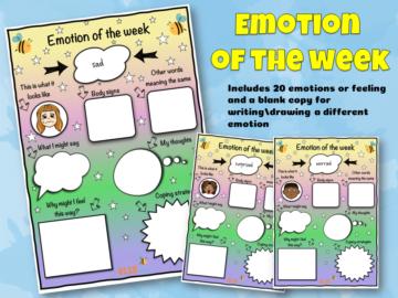 emotion of the week