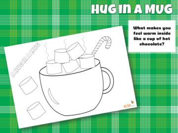 mug full of happiness