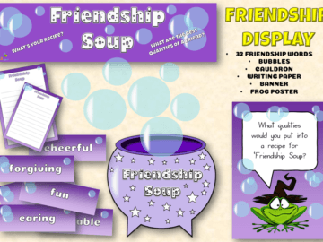 Friendship display