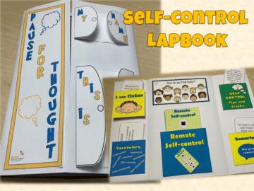 Self Control Lapbook